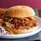 Italian Pulled Pork Sandwiches