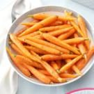 Sauteed Orange-Glazed Baby Carrots