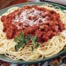 Three-Meat Sauce
