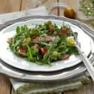 Wilted Arugula Salad