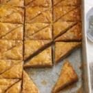 Chipotle-Orange Baklava