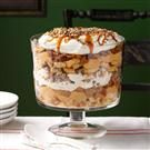 Pumpkin Toffee Trifle