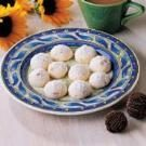 Black Walnut Butter Cookies