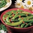 Flavorful Sugar Snap Peas