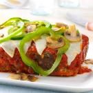Mozzarella Meat Loaf