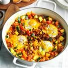Summer Breakfast Skillet