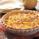 Mom's Peach Pie