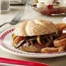 Mushroom Steak Sandwiches