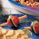 Vegetable Bobbers