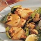 Light Chicken Kabobs