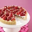 Strawberry Ginger Tart
