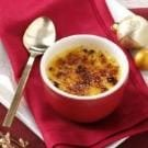 Lemon-Ginger Creme Brulee