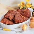Tangy Ribs and Onions