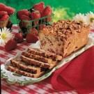 Strawberries 'n' Cream Bread