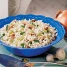 Vegetable Rice Medley