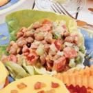 Pork 'n' Bean Salad