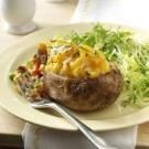 Shepherd's Pie Twice-Baked Potatoes