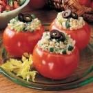 Tempting Tomato Cups