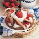 Strawberry Shortbread Shortcake