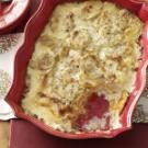 Sweet & White Scalloped Potatoes