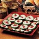 Stuffed Cuke Snacks
