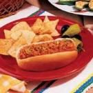 Southwestern Hot Dogs