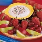Sprinkle Fruit Dip