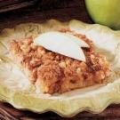Apple Walnut Squares