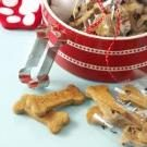 Ginger Dog Biscuits