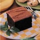 Banana Fudge Cake