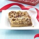 Cashew-Pecan Pie Bars