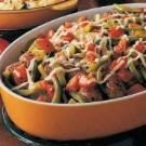 Ratatouille with Sausage