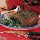 Herb-Crusted Roast Beef