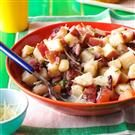 Red Potato Salad with Lemony Vinaigrette