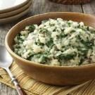 Spanakopita Mashed Potatoes
