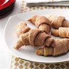 Cinnamon Crescents