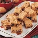 Rustic Nut Bars Recipe | Taste of Home