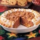 Tin Roof Fudge Pie