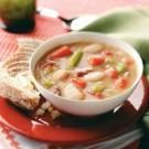 Hearty Lima Bean Soup