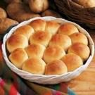 Easy Potato Rolls