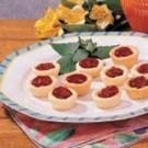 Tiny Shortbread Tarts
