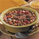 Beef and Veggie Soup
