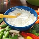 Fresh Vegetable Dip