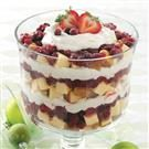 Makeover Cranberry Trifle