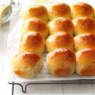 Herb Buttermilk Dinner Rolls