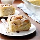 Cinnamon Chocolate Chip Rolls