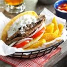 Favorite Meat Loaf Gyros
