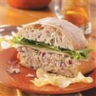 Fiesta Tuna Salad Sandwiches