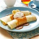 French Banana Pancakes