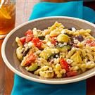 Garden Vegetable Pasta Salad